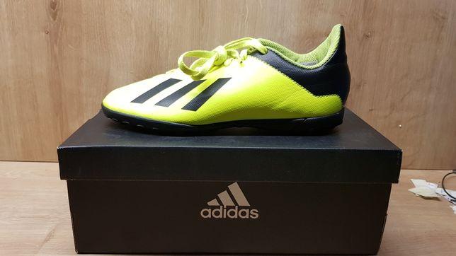 Adidas korki, buty do piłki nożnej X TANGO 18.4 TF J DB2435