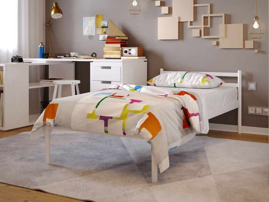 Детская кровать металл, с доставкой. до 130 кг нагрузка Одесса - изображение 1