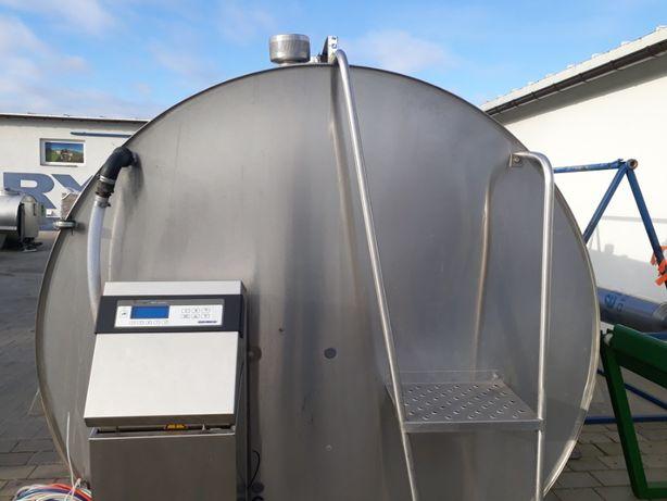 Schładzalnik zbiornik chłodnia do mleka 6000l, stan IDEALNY