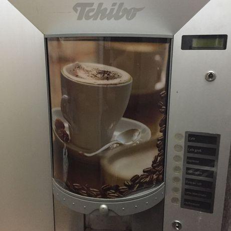Кофейный автомат зерновой Tchibo Sielaff Coffeа S