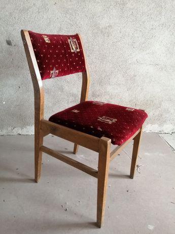 Krzesło PRL vintage typ Daniel