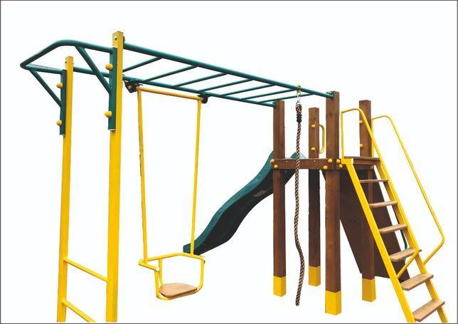 """Детская площадка, игровой комплекс """"Рубик"""""""