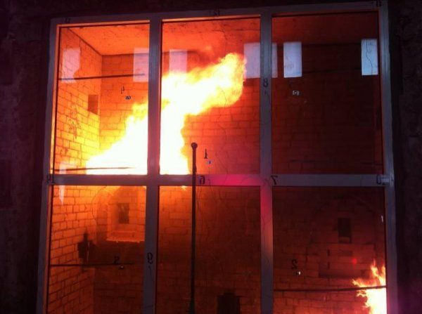 Противопожарные перегородки, огнеупорные стекла, класс 1 класс 2