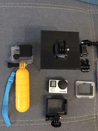 Экшн-камера GoPro 4 Silver Edition + стедикам FeiYu 3-осевой
