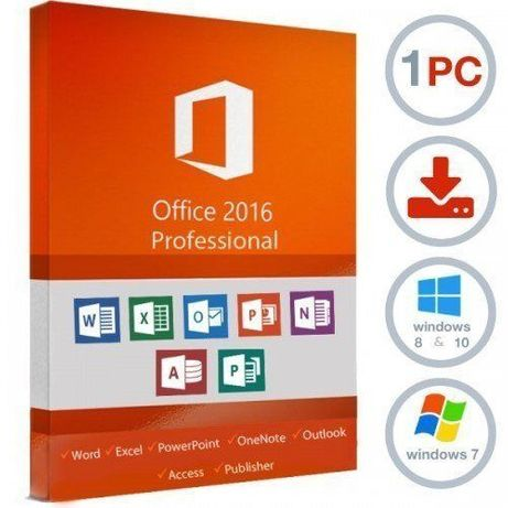 Office Pro Professional Plus 2016