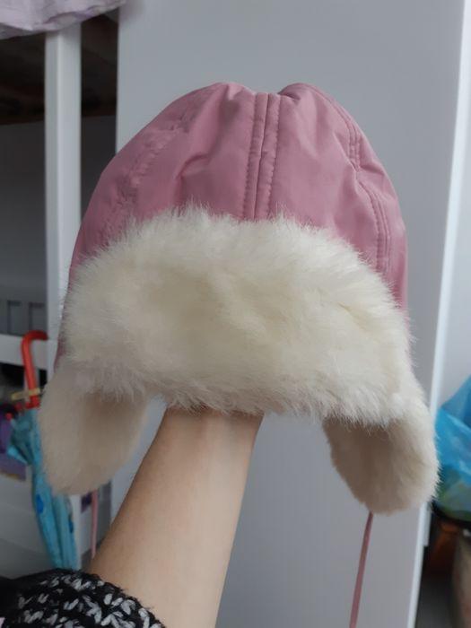 Зимняя теплая шапка девочке 8-12лет Хмельницкий - изображение 1