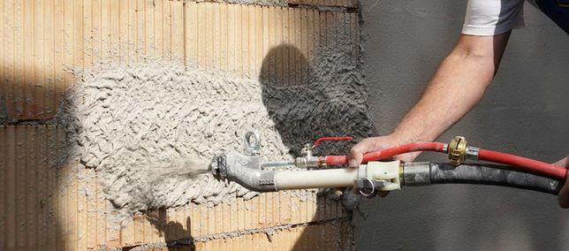 Штукатурка вапняно-цементна . Виконуємо штукатурку. Тернопіль.