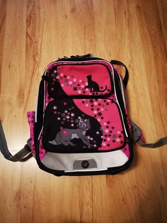 Plecak Bagmaster dla dziewczynki