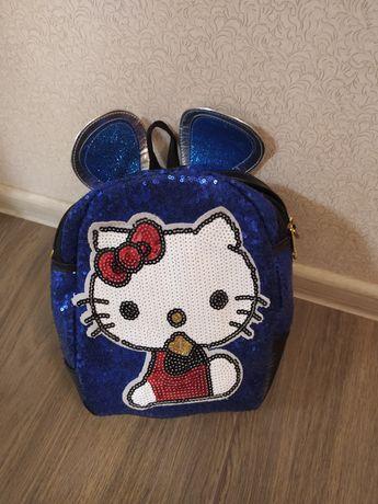 Рюкзак хэлоу китти hello kitty