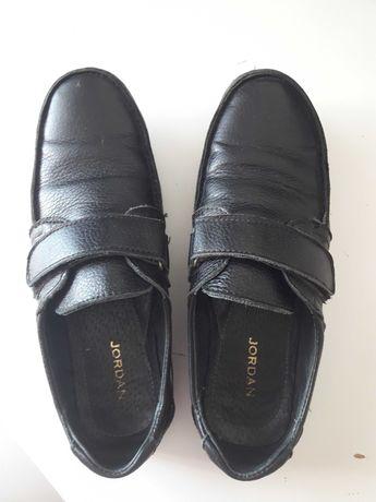 Туфли на мальчика, кожа, р.34