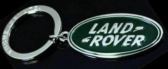 Chaveiro Land Rover novo Metal