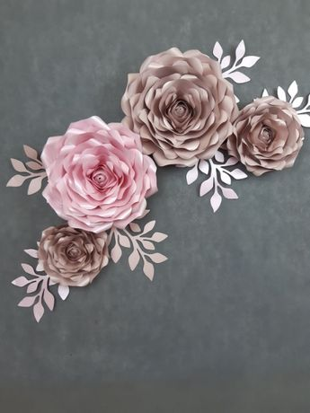 Róże 3D typ Chanel