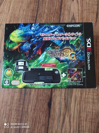 Gra Monster Hunter 3G Expansion Slide Pad Pack -3DS
