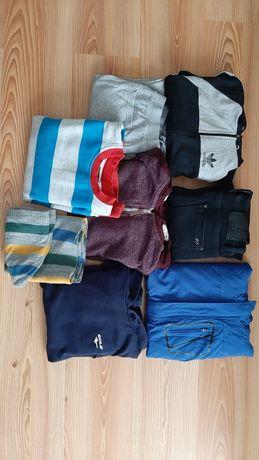 Пакет теплых вещей на мальчика 10-12 лет