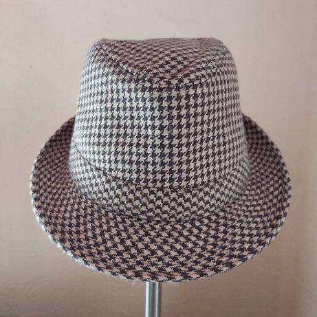 Шляпа винтажная Английская 56 см