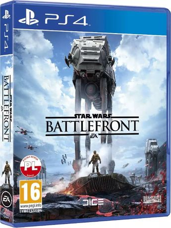 Gra STAR WARS Battlefront pl