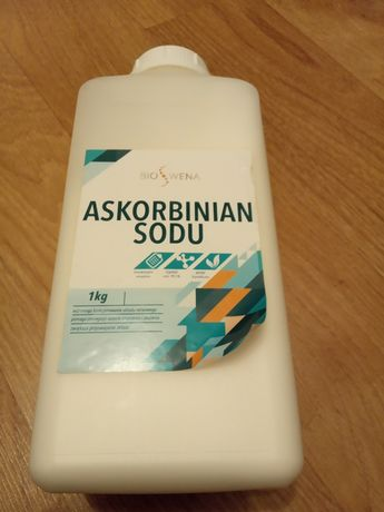 Askorbinian sodu 1 kg witamina C