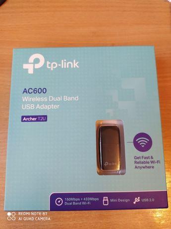 Продам usb адаптер tp-link AC600