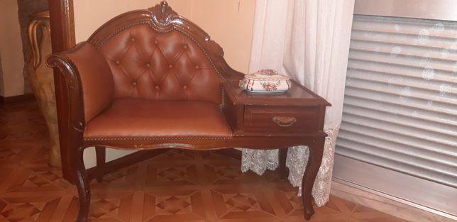 Cadeira+mesa apoio