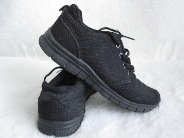 Buty czarne, bardzo lekkie - rozmiar 36