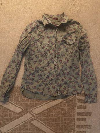 Стильная женская рубашка Junker