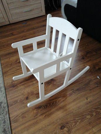 Krzesełko dzieciece bujane ikea sundvig
