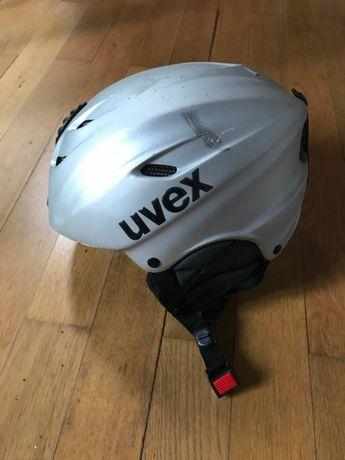 kask narciarsko-snowboardowy Uvex