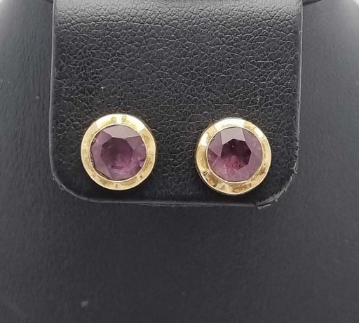 Złote kolczyki P.585 1,70G