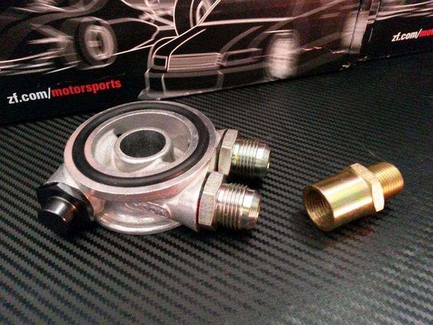 Bolacha termostato Adaptador Óleo Radiador Bmw E30 Ford Escort Mx5 Peu