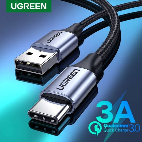 USB Type C Ugreen 1м 0.5м