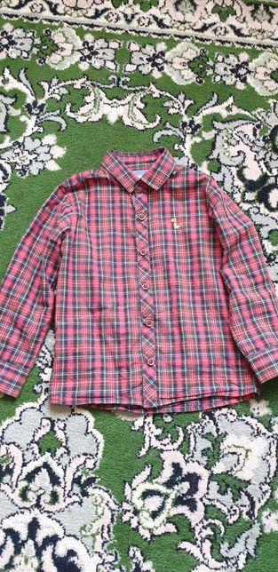 Рубашка на 3-4 года
