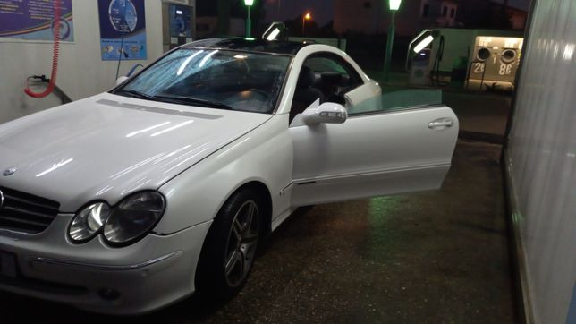 Mercedes avangard Clk 270 cdi