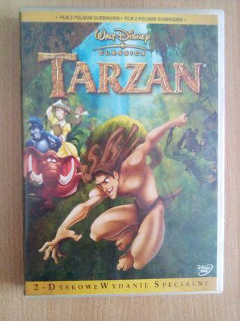 Tarzan + drugie CD z dodatkami