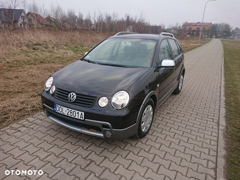 Volkswagen Polo Volkswagen Polo Cross Fun 1.4 75