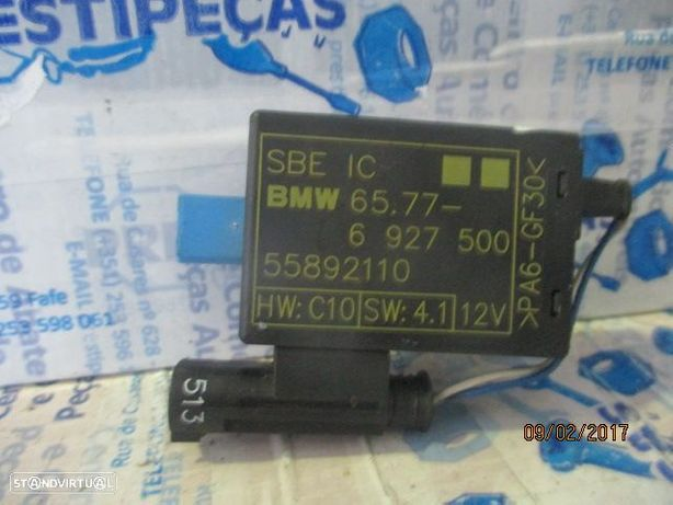 Modulo Diversos 65776927500 55892110 BMW / E60 / 2004 / BANCO DRT / SENSOR /