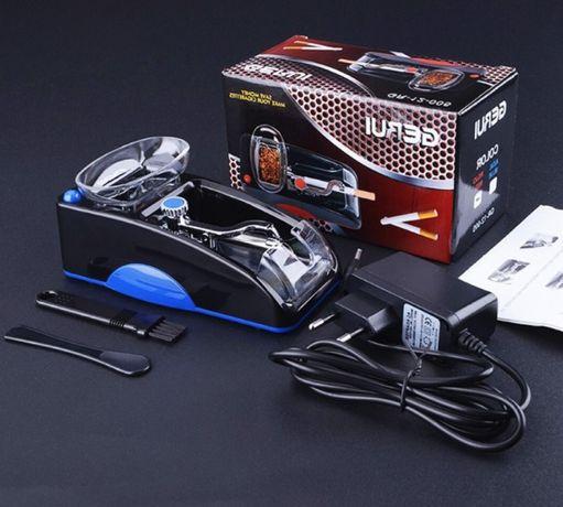 Электрическая машинка для набивки сигарет гильз самокруток