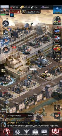 Продам аккаунт игры Last empire war