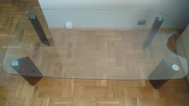 Stolik szklany / ława KLER