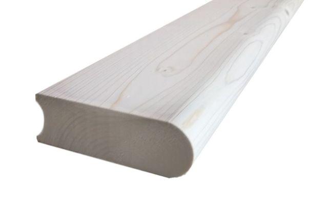 Deska sauna balia podłoga podbitka świerk-PRODUCENT
