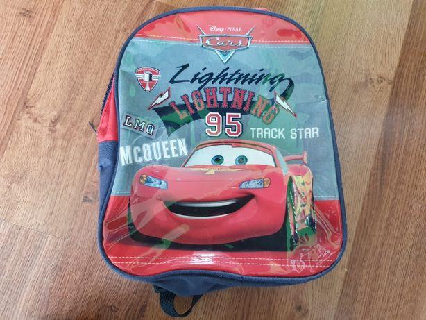 Plecak mały Mcqueen Auta Cars