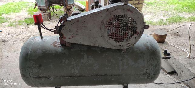 Sprężarka WAN kompresor 400l
