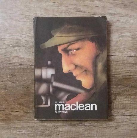 Partyzanci - Alistair MacLean