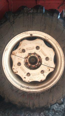 Грузы задних колёс