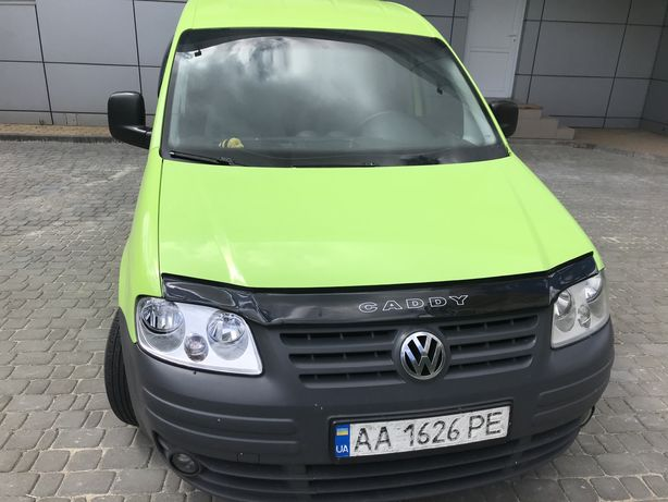 Продам Volkswagen kaddi 2007р.
