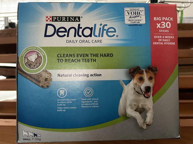 Pack Purina Dentalife Cão Porte Pequeno