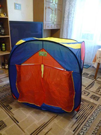Палатка детская домик Sunny cat
