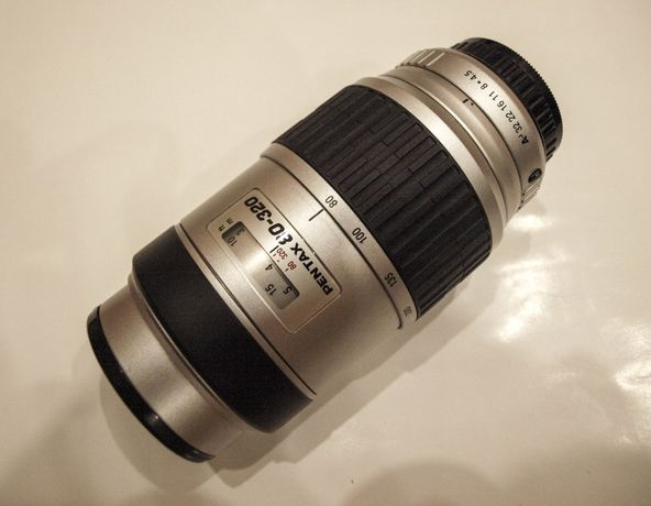 Продам Объектив SMC Pentax-FA 80-320 / 4.5-5.6.