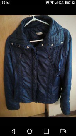 Niebieska kurtka Pimkie