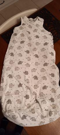 Śpiworek niemowlęcy, stan idealny