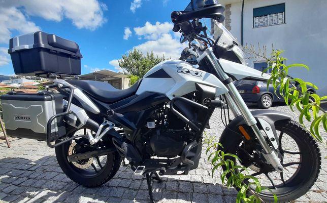 Mota Vortex RX1 125cc de 2018 (Reservada)